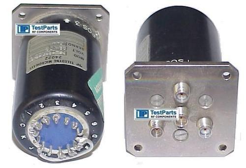 Teledyne SP3T Coaxial Switch SMA DC-18 GHz 28V