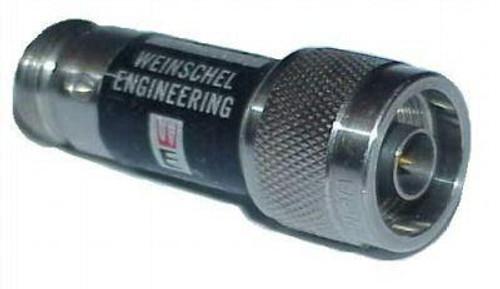 Weinschel 3 dB Fixed Coaxial Attenuator