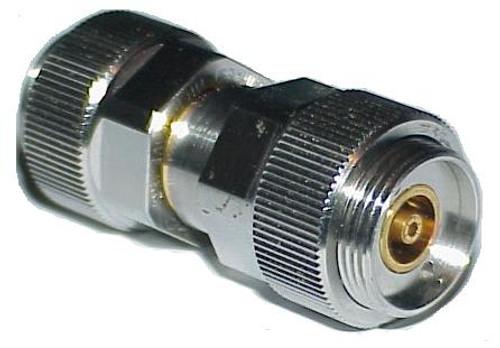 APC-7 to APC-7 Barrel Coaxial Adapter Connector