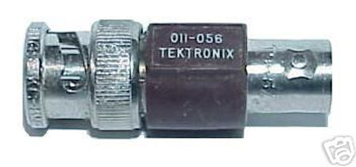 Tektronix 011-056 93-Ohm Feed-Thru Termination 1-Watt