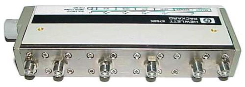 HP-Agilent 8768K Multiport Coaxial Switch