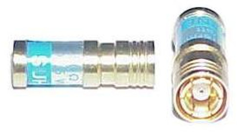 Suhner 50-Ohm SMB-Plug Coaxial Termination