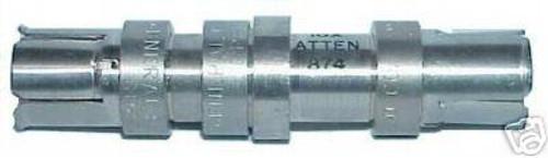 General Radio GR-874-G14 - 4 dB (5X) Fixed Coaxial Attenuator TPS-1827