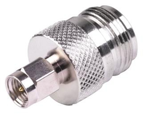 SMA-Male to N-Female Coaxial Adapter Connector