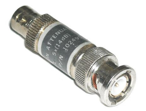 14 dB Fixed Coaxial Attenuator