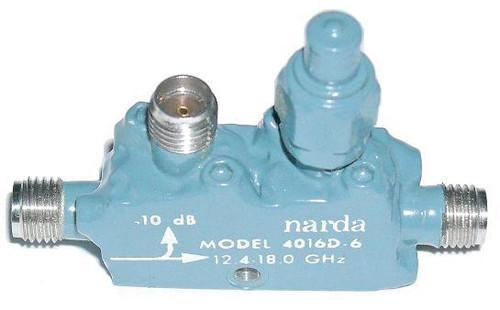 Narda Microwave 4016D-6 Directional Coupler