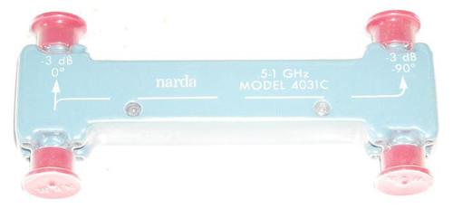 Narda Microwave 4031C Quadrature Hybrid Coupler