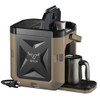 COFFEEBOXX SINGLE SERVE BREWER TAN BLK