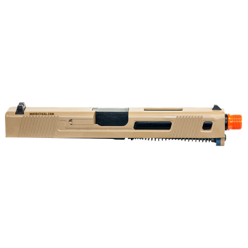 TIMBERWOLF XTR GBB AIRSOFT SLIDE TAN