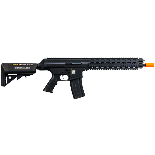 XCR-L AIRSOFT RIFLE BLACK POLYMER