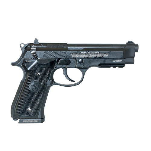 BERETTA M92 A1 AIRGUN .177 CAL BLACK