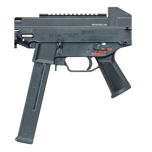 HK UMP GBB AIRSOFT 6MM BLACK