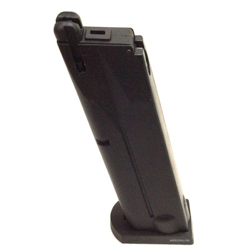 BERETTA M92 A1 CO2 AIRSOFT 22RD MAG