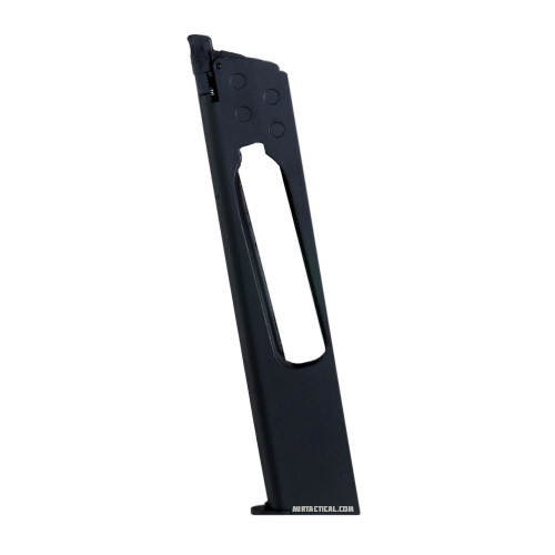 1911 EXTENDED 27RND CO2 AIRSOFT MAG