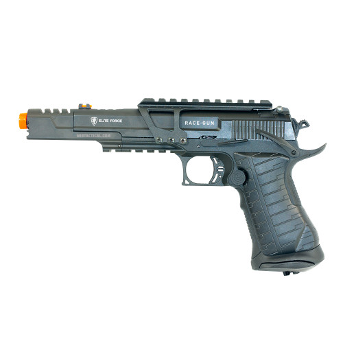 RACE GUN AIRSOFT 6MM BLACK