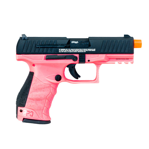 WALTHER PPQ AIRSOFT GBB PISTOL WILDBERRY