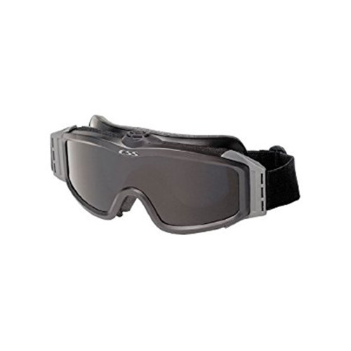ASIAN FIT PROFILE TURBOFAN BLACK GOGGLES