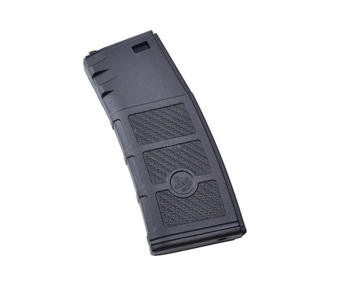 BALL 130RND M4 AIRSOFT MAGAZINE BLACK