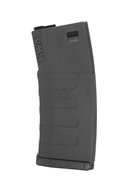 M4 AIRSOFT MIDCAP 120RND MAGAZINE BLACK