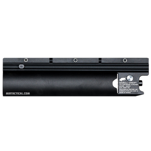 XM203 LONG BB LAUNCHER BLACK