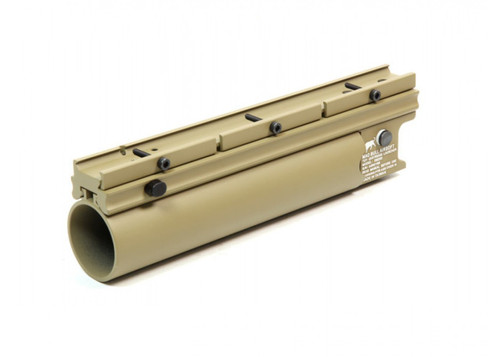 XM203 LONG BB LAUNCHER TAN