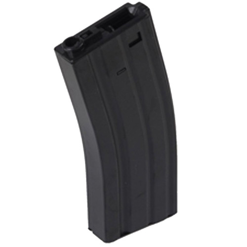 M4 AIRSOFT MAGAZINE METAL 190RND BLACK