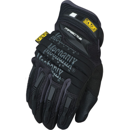 M-PACT2 GLOVES BLACK