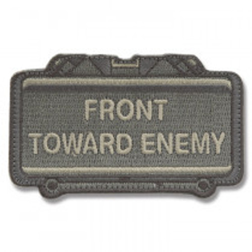 FRONT TOWARDS ENEMY ACU PATCH