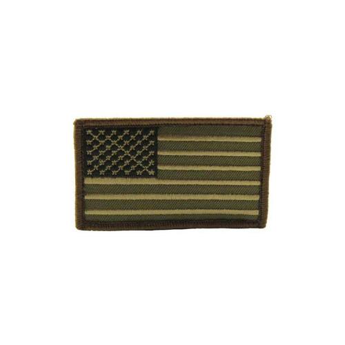 US FLAG DESERT PATCH