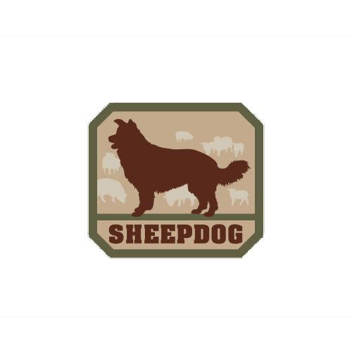 SHEEPDOG MULTICAM PATCH