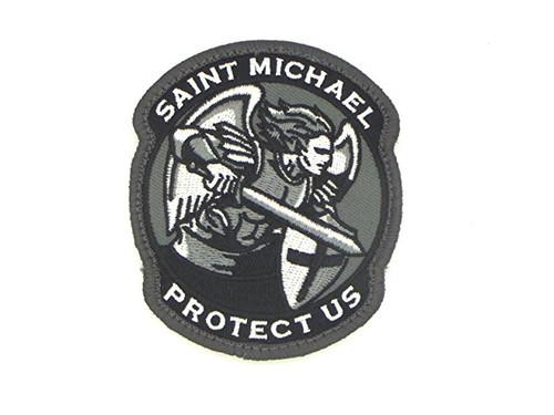 SAINT MICHAEL SWAT PATCH