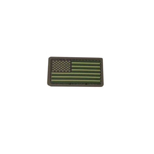 US FLAG MINI MULTICAM PATCH