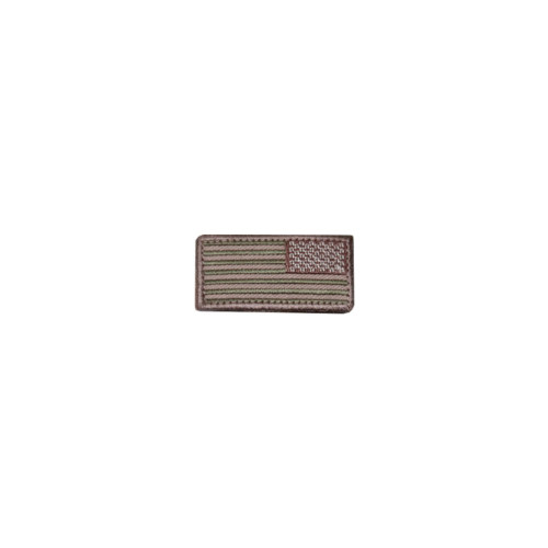 US FLAG MINI REV MULTICAM PATCH