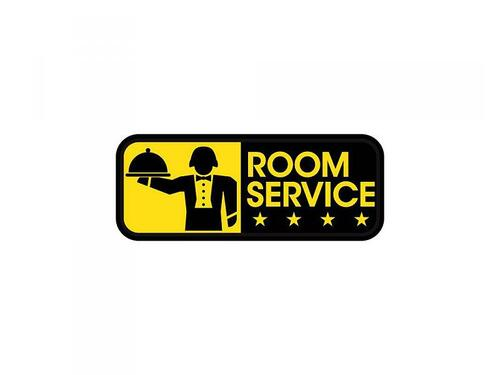 ROOM SERVICE FULL COLOR PATCH
