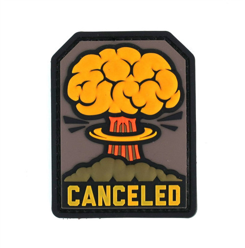 CANCELED PVC FULL COLOR PATCH