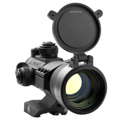 35MM DOT SIGHT 3 COLOR WEAVER MNT BLK