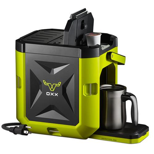 COFFEEBOXX SINGLE SERVE BREWER GREEN