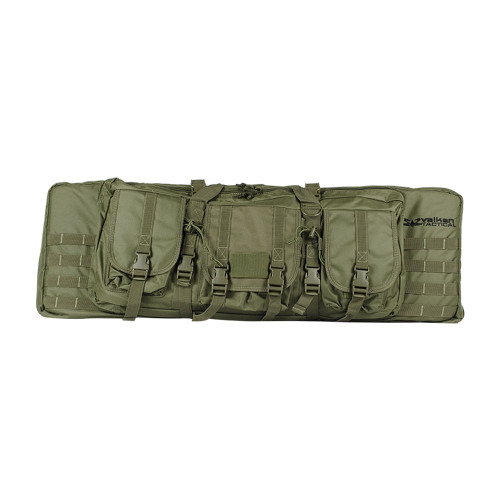 42` DOUBLE RIFLE SOFT CASE OD