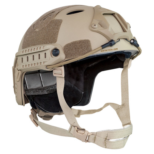 V TACTICAL AIRSOFT ATH E-HELMET PJ TAN