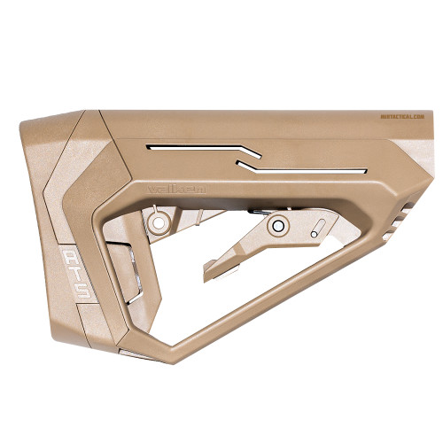 ATS AIRSOFT M STYLE STOCK TAN