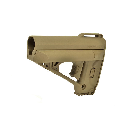 QUICK RESPONSE SYSTEM STOCK TAN