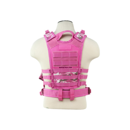 TACTICAL VEST YOUTH PINK