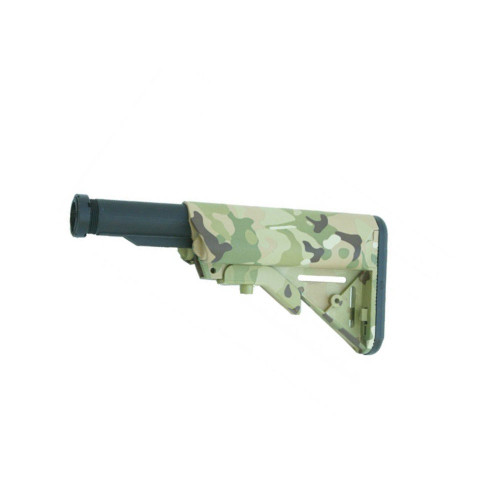 AIRSOFT CRANE STOCK MULTICAM