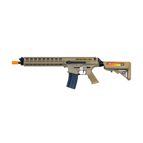 XCR-L AIRSOFT RIFLE TAN POLYMER