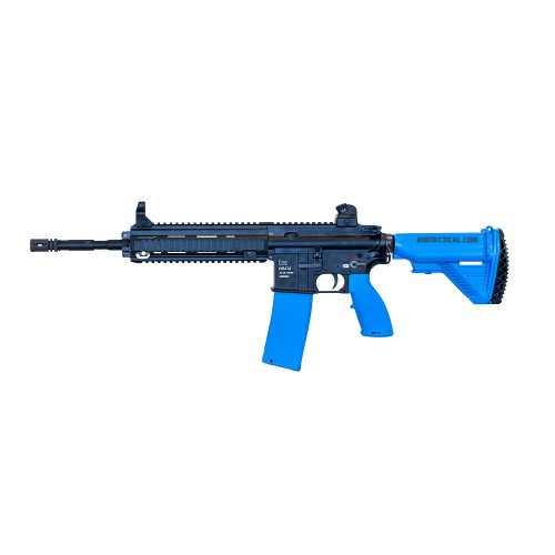 T4E HK416 TRAINING MARKER RIFLE BLUE BLACK