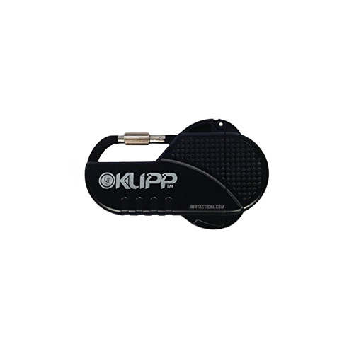 KLIPP LIGHTER BLACK