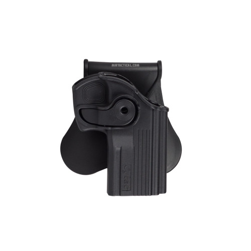 MOLDED HOLSTER FOR TAURUS 24/7 BLACK RIGHT HAND