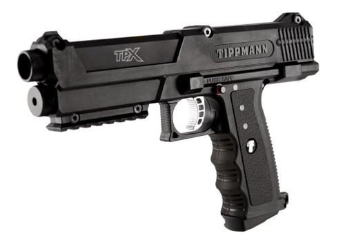 TIPX BASIC PAINTBALL MARKER PISTOL BLACK
