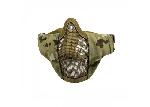 V3 STRIKE METAL MESH FACE MASK MULTICAM