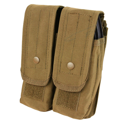 DOUBLE AR/AK MAGAZINE POUCH COYOTE